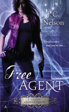 Waiting on Wednesday – Free Agent (Grimm Agency #1) by J.C. Nelson