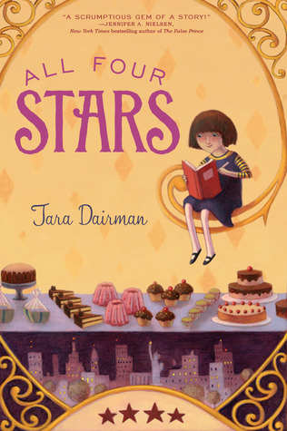 Early Review – All Four Stars (All Four Stars #1) by Tara Dairman