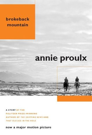 Banned Books Week – Brokeback Mountain by Annie Proulx