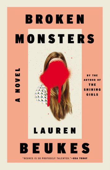 Book Review – Broken Monsters by Lauren Beukes
