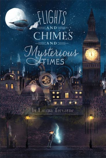 Book Review – Flights and Chimes and Mysterious Times by Emma Trevayne