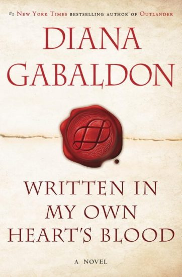 Book Review – Written in My Own Heart's Blood (Outlander #8) by Diana Gabaldon
