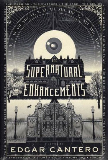 Ominous October – The Supernatural Enhancements by Edgar Cantero