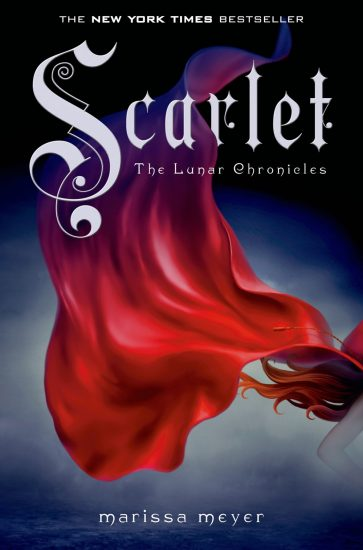 Book Review – Scarlet (The Lunar Chronicles #2) by Marissa Meyer