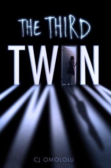 Release Day Feature – The Third Twin by C.J. Omololu