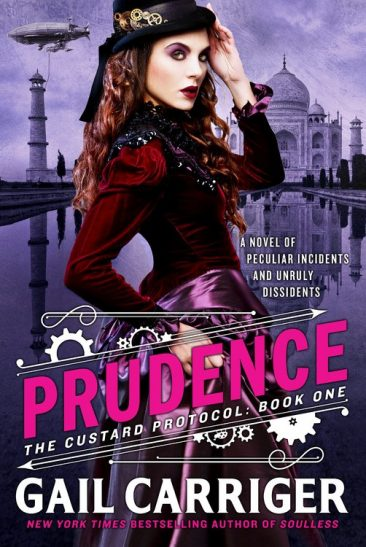 Book Review – Prudence (The Custard Protocol #1) by Gail Carriger