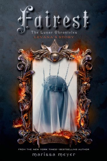 Book Review – Fairest (The Lunar Chronicles #3.5) by Marissa Meyer