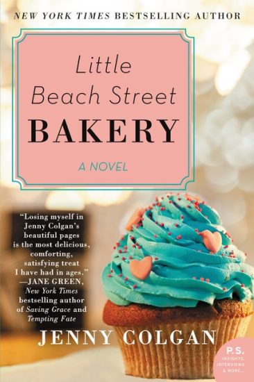 Book Tour Review – Little Beach Street Bakery (Little Beach Street Bakery #1) by Jenny Colgan