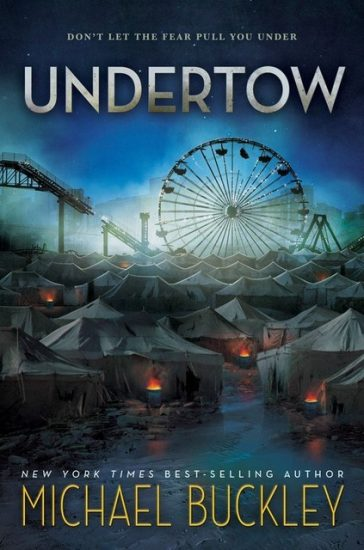 Blog Tour – Undertow by Michael Buckley