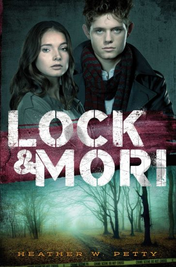 Early Review – Lock & Mori (Lock & Mori #1) by Heather W. Petty