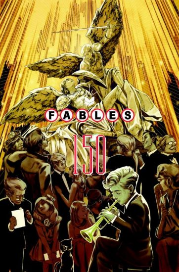 Graphic Novel Review – Fables Vol. 22: Farewell by Bill Willingham