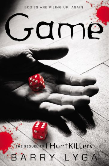 Book Review – Game (Jasper Dent #2) by Barry Lyga