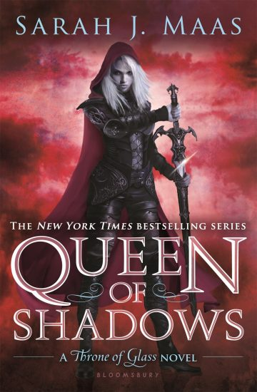 Book Review – Queen of Shadows (Throne of Glass #4) by Sarah J. Maas