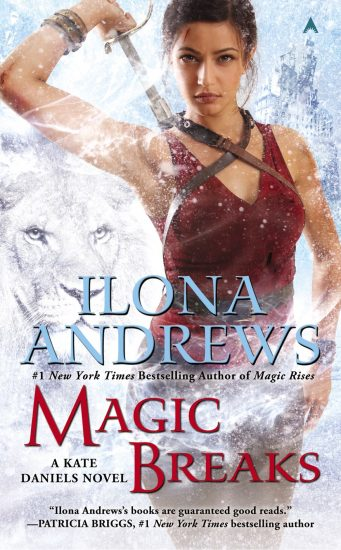 Book Review – Magic Breaks (Kate Daniels #7) by Ilona Andrews