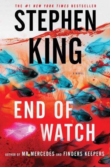 Waiting on Wednesday – End of Watch (Bill Hodges Trilogy #3) by Stephen King