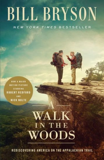 Book Review – A Walk in the Woods: Rediscovering America on the Appalachian Trail by Bill Bryson