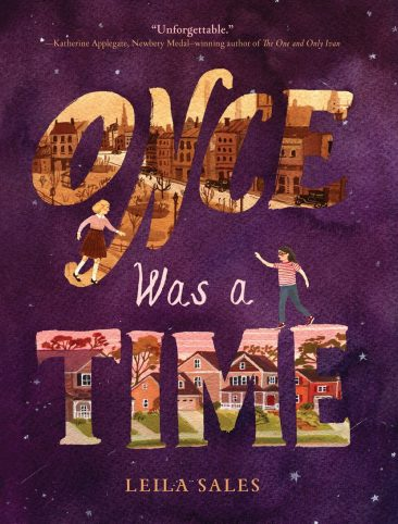 Book Review – Once Was a Time by Leila Sales