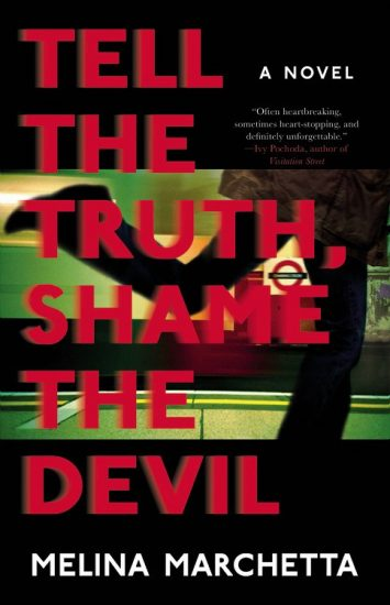 Waiting on Wednesday – Tell the Truth, Shame the Devil by Melina Marchetta