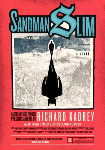Book Review – Sandman Slim (Sandman Slim #1) by Richard Kadrey
