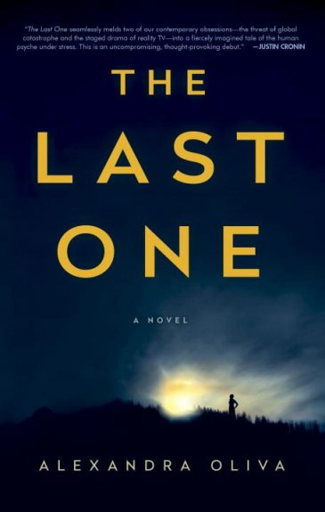 Book Review – The Last One: A Novel by Alexandra Oliva