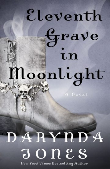 Waiting on Wednesday – Eleventh Grave in Moonlight (Charley Davidson #11) by Darynda Jones