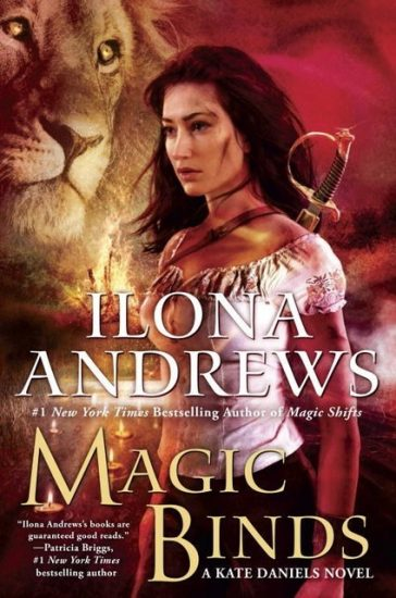 Early Review – Magic Binds (Kate Daniels #9) by Ilona Andrews
