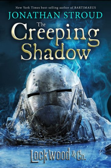 Waiting on Wednesday – The Creeping Shadow (Lockwood & Co. #4) by Jonathan Stroud
