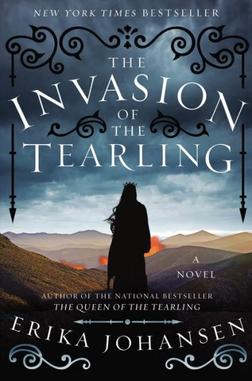 Book Tour Review – The Invasion of the Tearling (The Queen of the Tearling #2) by Erika Johansen