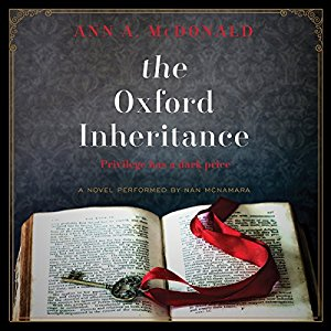 The Oxford Inheritance: A Novel by A.A. McDonald