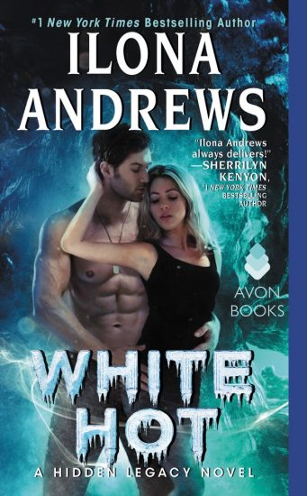 Early Review – White Hot (Hidden Legacy #2) by Ilona Andrews