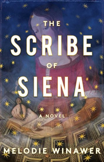 Waiting on Wednesday – The Scribe of Siena by Melodie Winawer