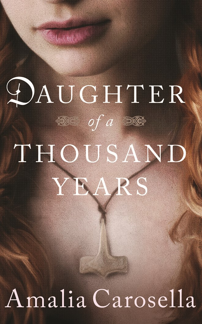 Daughter of a Thousand Years by Amalia Carosella
