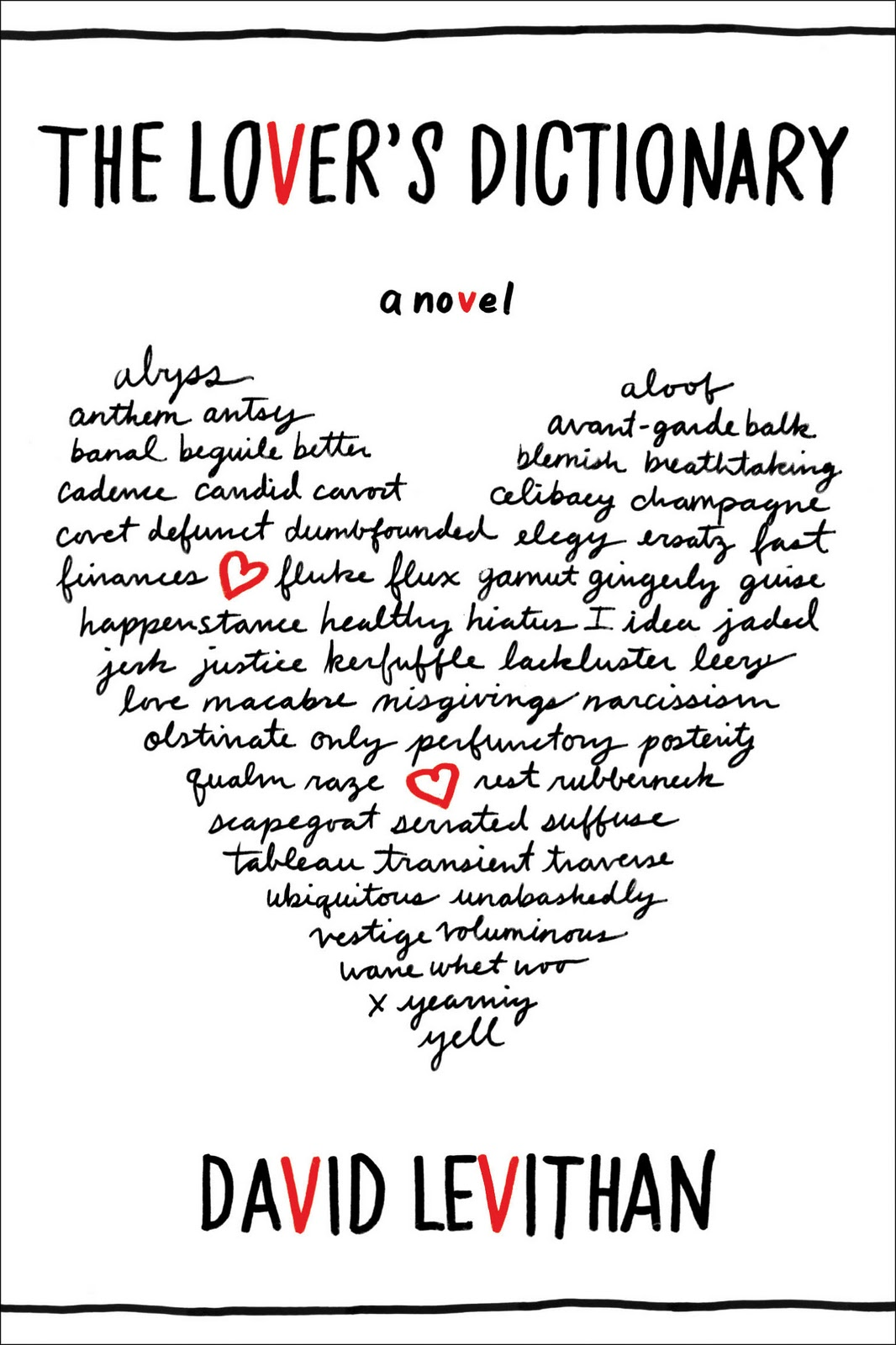 The Lover\'s Dictionary - For the Love of WordsFor the Love of Words