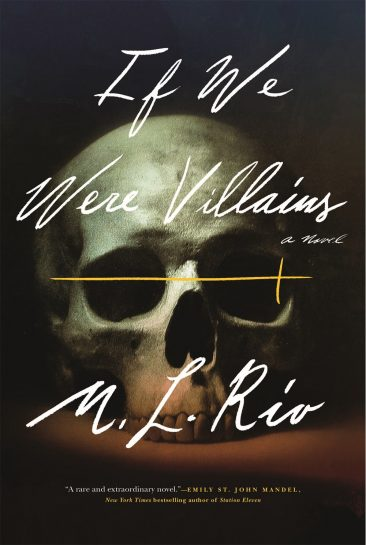 Waiting on Wednesday – If We Were Villains by M.L. Rio