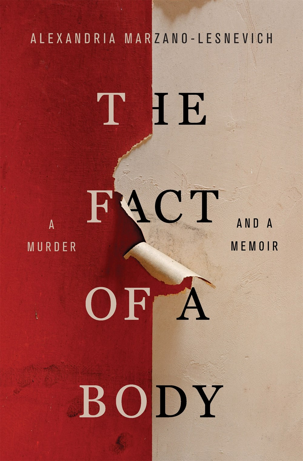 Book Review – The Fact of a Body: A Murder and a Memoir