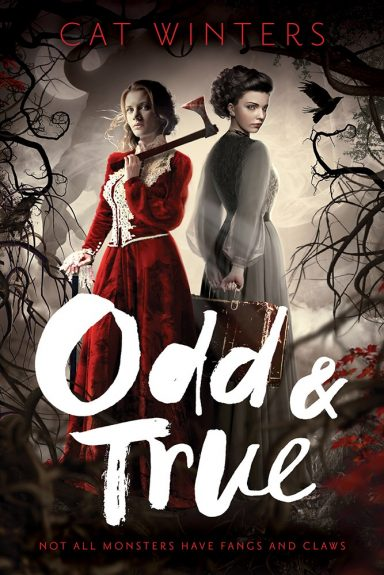 Waiting on Wednesday – Odd & True by Cat Winters