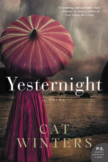 Waiting on Wednesday – Yesternight by Cat Winters