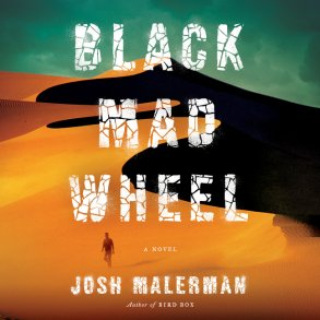 Ominous October – Black Mad Wheel by Josh Malerman