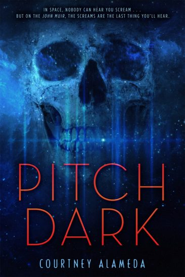 Waiting on Wednesday – Pitch Dark by Courtney Alameda