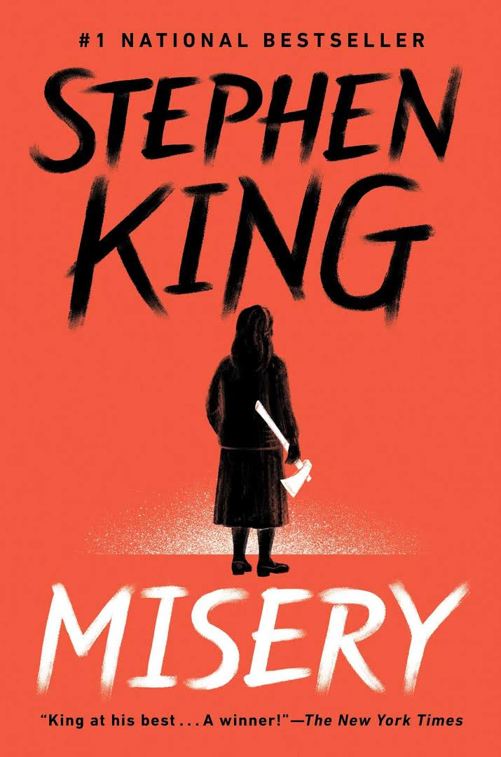 Ominous October – Misery by Stephen King