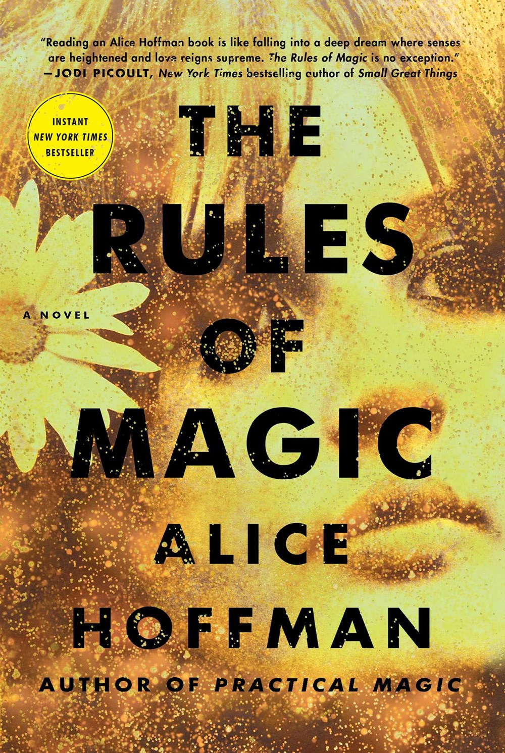 Book Review – The Rules of Magic (Practical Magic) by Alice Hoffman
