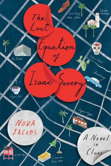 Waiting on Wednesday – The Last Equation of Isaac Severy: A Novel in Clues by Nova Jacobs