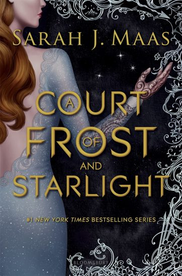 Waiting on Wednesday – A Court of Frost and Starlight (A Court of Thorns and Roses #3.1) by Sarah J. Maas