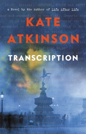 Waiting on Wednesday – Transcription: A Novel by Kate Atkinson