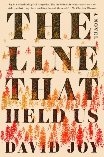 Waiting on Wednesday – The Line That Held Us by David Joy
