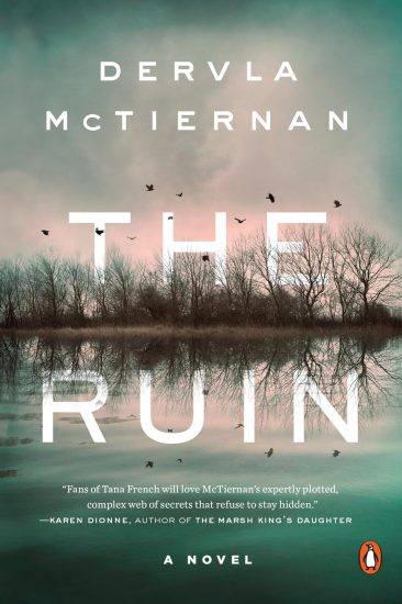 Waiting on Wednesday – The Ruin (Cormac Reilly #1) by Dervla McTiernan