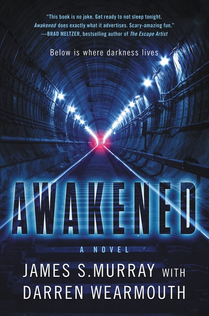 Awakened by James S. Murray, Darren Wearmouth