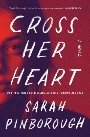 Waiting on Wednesday – Cross Her Heart by Sarah Pinborough