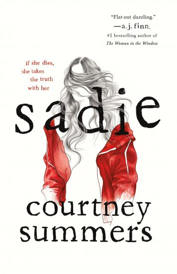 Release Day Feature: Sadie by Courtney Summers