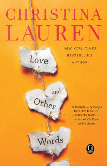 Rapid Reviews – My Favorite Half-Night Stand, Josh and Hazel's Guide to Not Dating, Love and Other Words